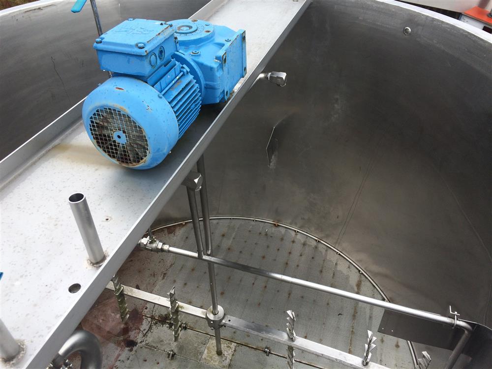 Image 30 BBL Tilting Lauter Tun Tank - Stainless Steel 1390647