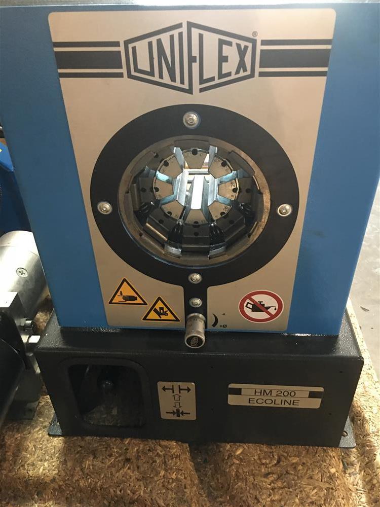 UNIFLEX Mobile Hydrauli - 360903 For Sale Used N/A