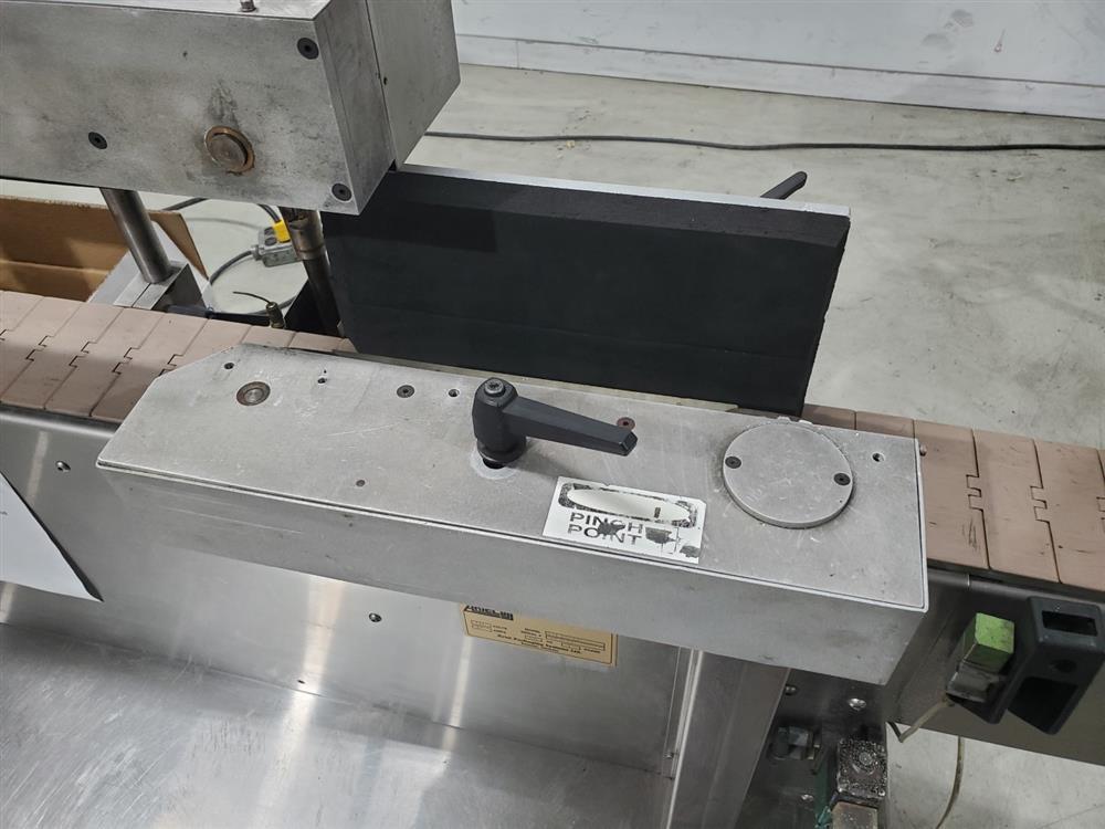 Image ARTEL Single Head Wrap Around Labeler - Model 311RSBPC, Parts Machine 1505228