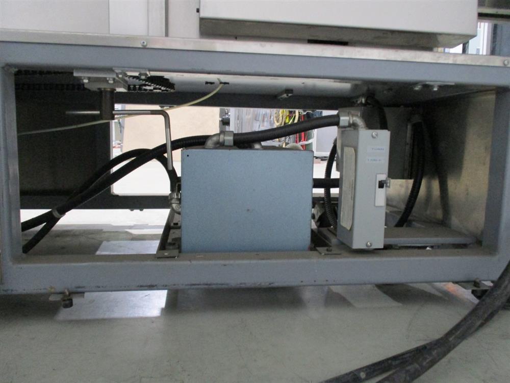 Image ARTEL Single Head Wrap Around Labeler - Model 311RSBPC, Parts Machine 1505238