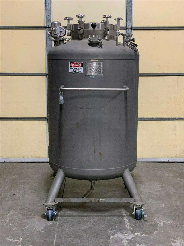 Image FELDMEIER Jacketed Tank - Stainless Steel 1391526