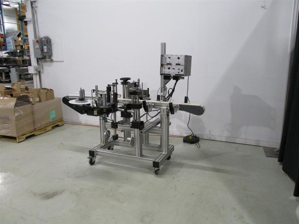 Image LABEL SYSTEMS Two Head Labeler 1391734