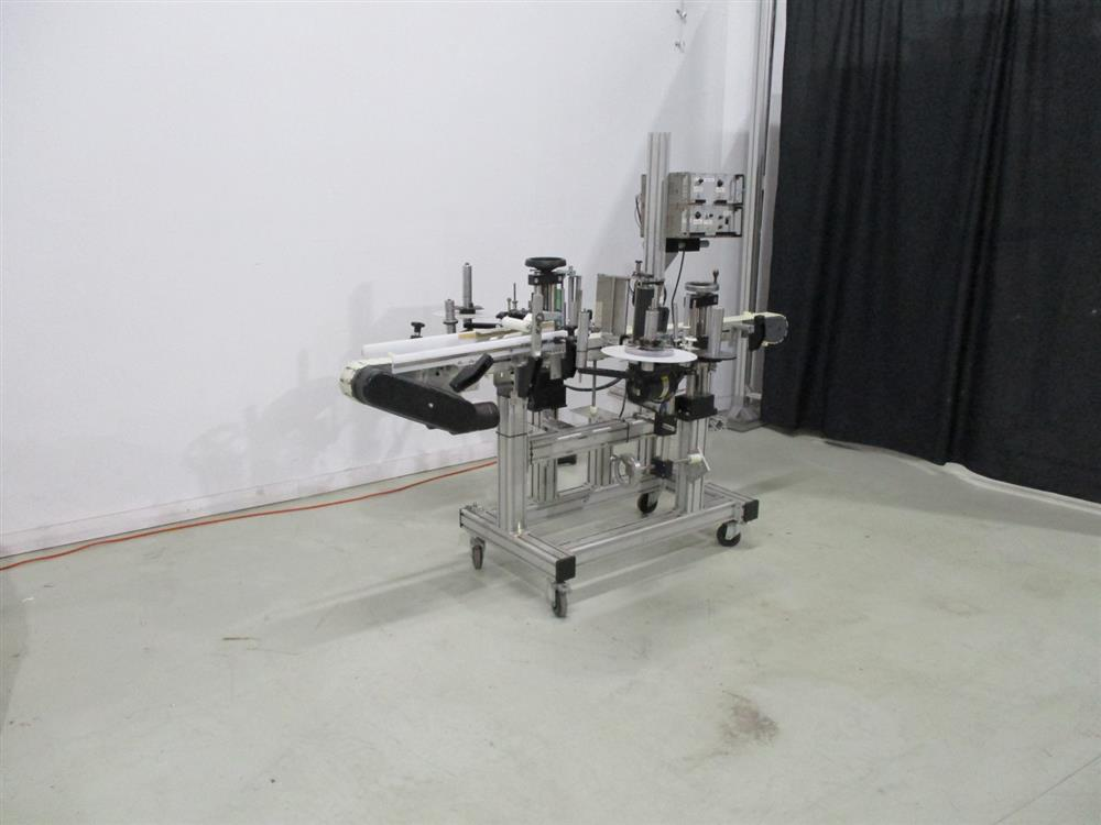 Image LABEL SYSTEMS Two Head Labeler 1391735