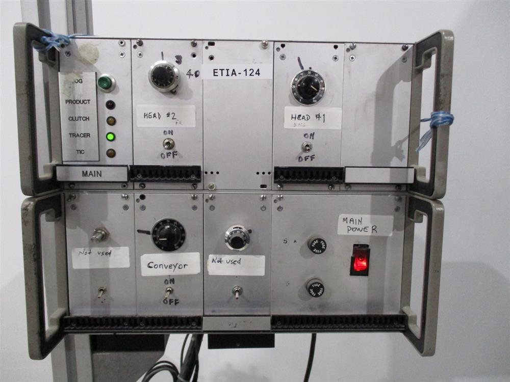 Image LABEL SYSTEMS Two Head Labeler 1391736