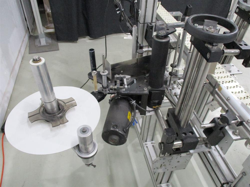 Image LABEL SYSTEMS Two Head Labeler 1391738