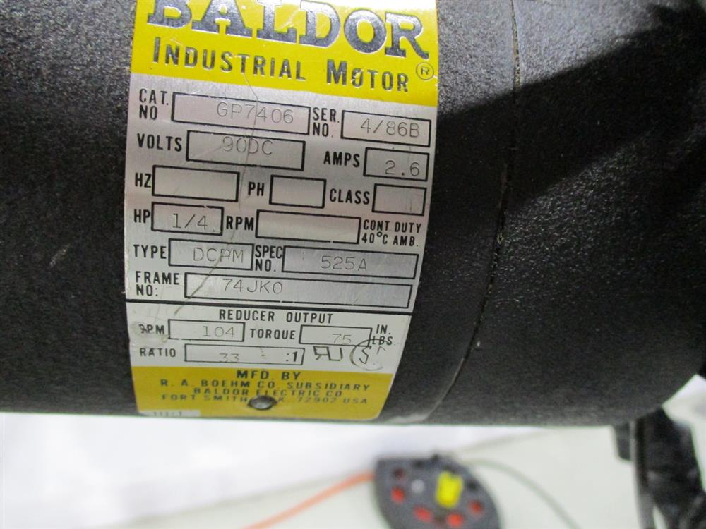 Image LABEL SYSTEMS Two Head Labeler 1391739
