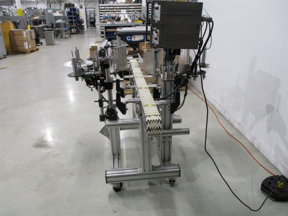 Image LABEL SYSTEMS Two Head Labeler 1391742
