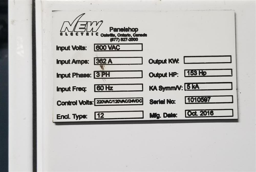 Image NEW ELECTRIC Controller 1391806