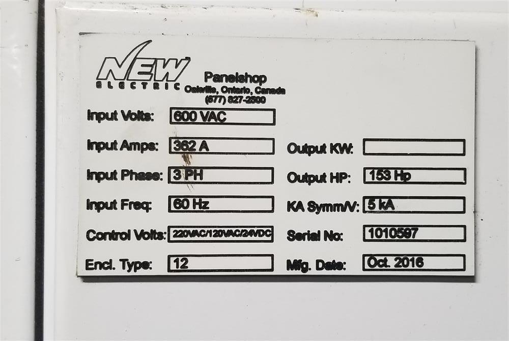 Image NEW ELECTRIC Controller 1391809