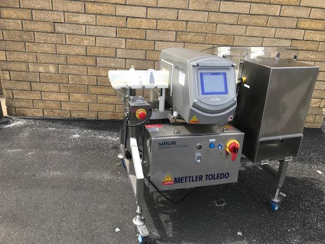 Image METTLER TOLEDO SAFELINE Metal Detector - Model SL2000 1392194