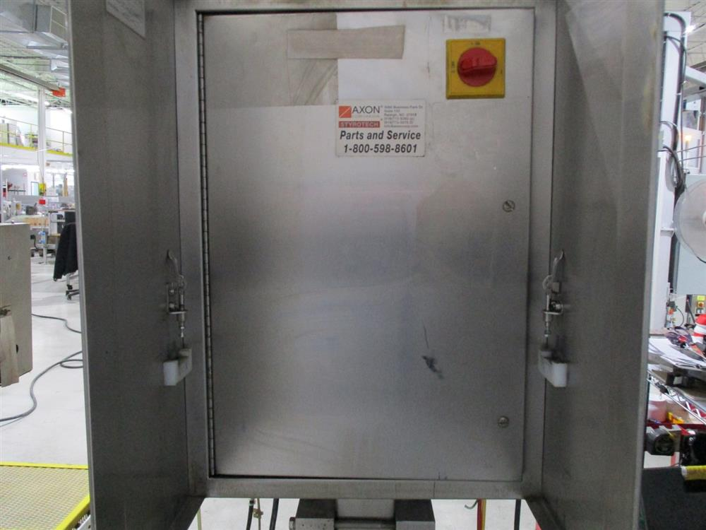 Image AXON EZ100 Shrink Sleever Neck Bander with EZ24 Heat Tunnel 1393513