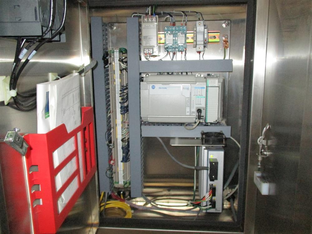 Image AXON EZ100 Shrink Sleever Neck Bander with EZ24 Heat Tunnel 1393516