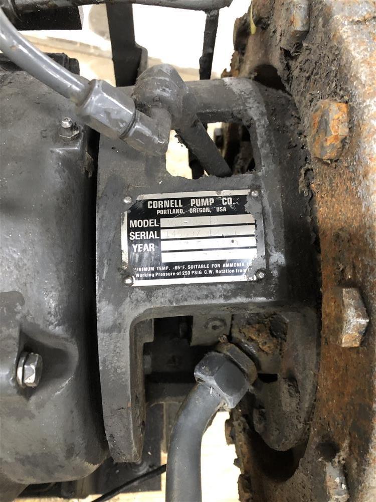 Image 25 HP CORNELL Refrigeration Pump 1393677