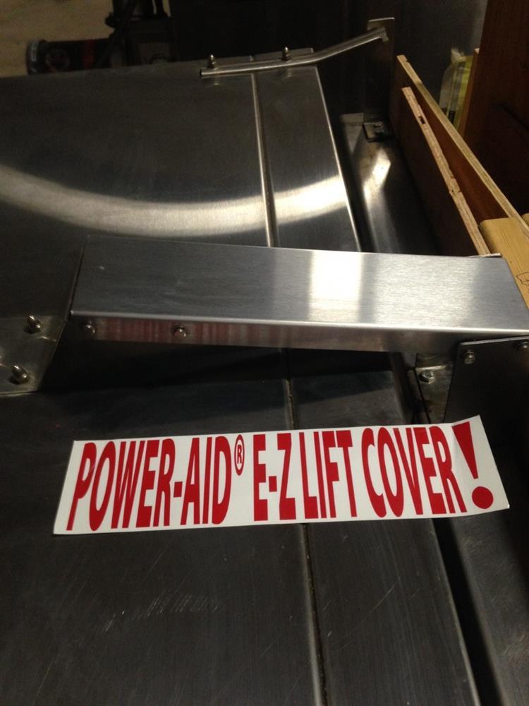 Image 40 Gallon GROEN BPM 40G Tilting Braising Pan Skillet - 2in Tangent Draw Valve 1394625