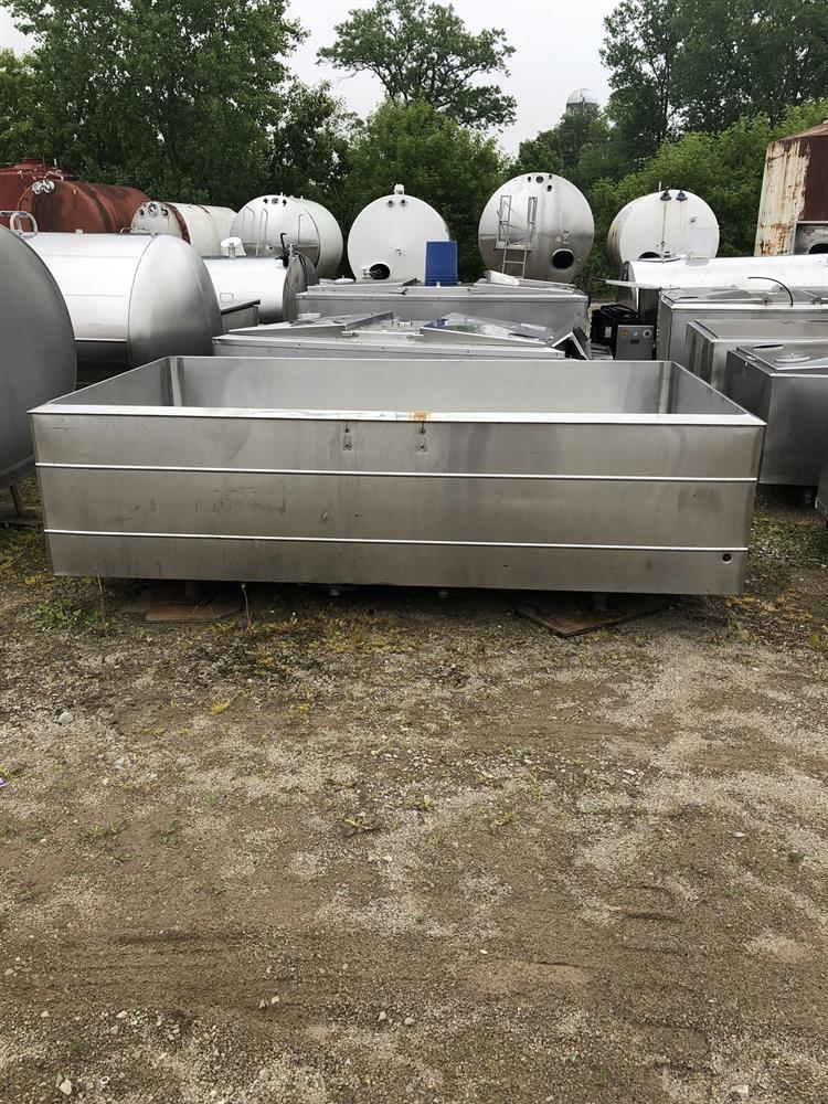 Image 600 Gallon GIRTON Bulk Tank 1396594