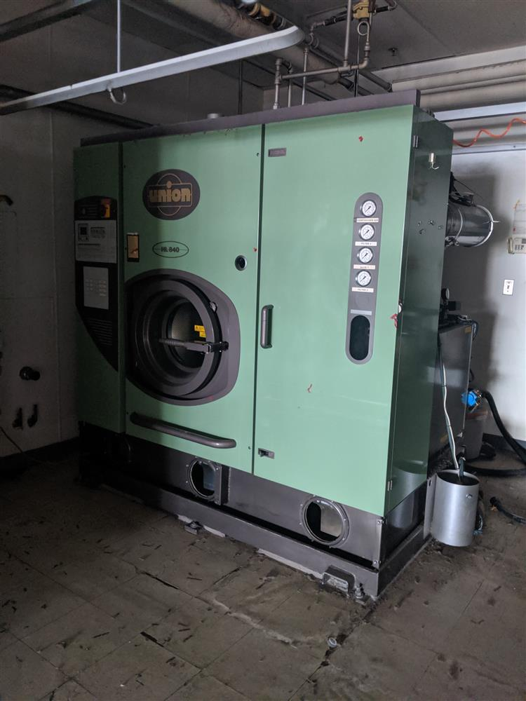 Image UNION 3-Tank Hydrocarbon Cleaning Machine 1419397