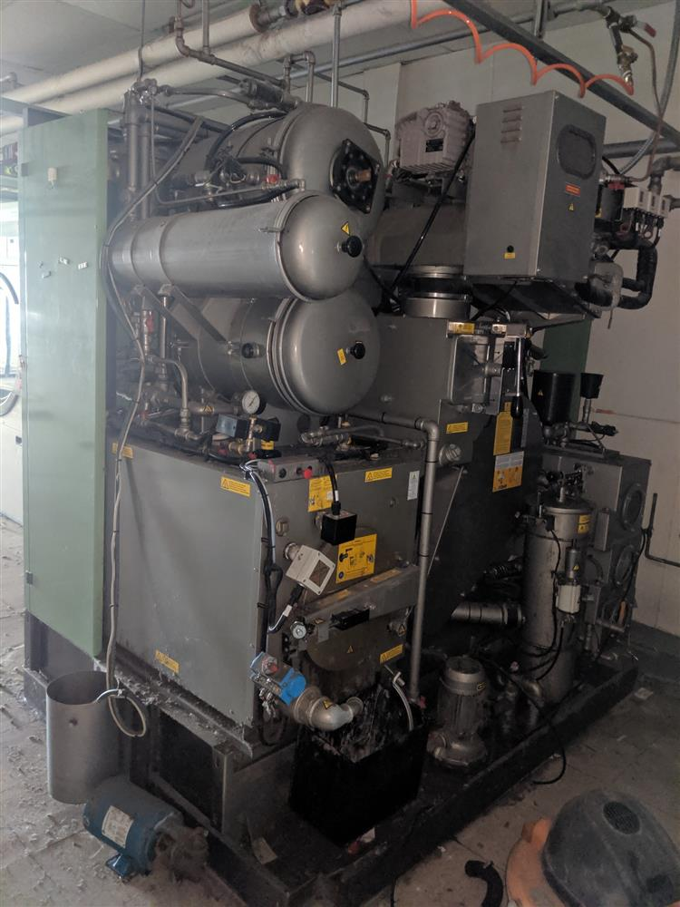 Image UNION 3-Tank Hydrocarbon Cleaning Machine 1419399