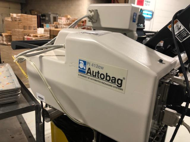 Image AUTOMATED PACKAGING SPrint Auto Bagger Side Pouch 1399425