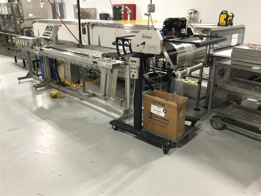 Image AUTOMATED PACKAGING SPrint Auto Bagger Side Pouch 1443125