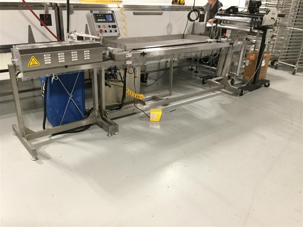 Image AUTOMATED PACKAGING SPrint Auto Bagger Side Pouch 1443126