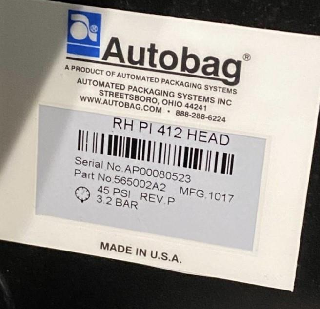 Image AUTOMATED PACKAGING SPrint Auto Bagger Side Pouch 1467751