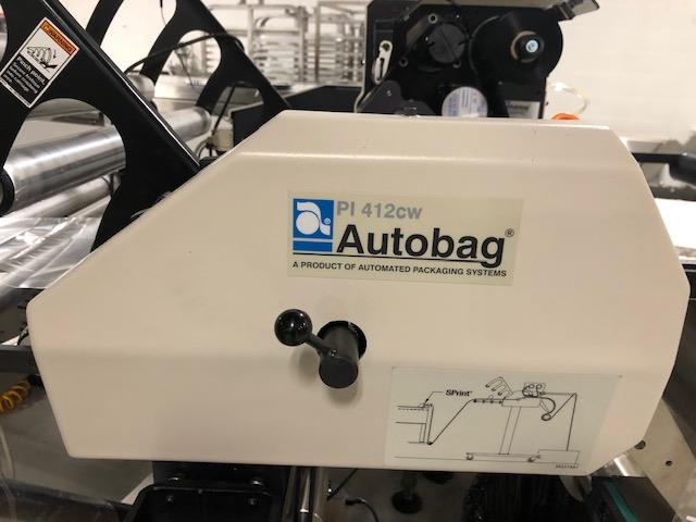 Image AUTOMATED PACKAGING SPrint Auto Bagger Side Pouch 1399417