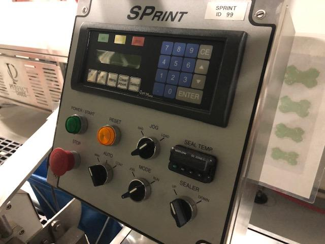 Image AUTOMATED PACKAGING SPrint Auto Bagger Side Pouch 1399419