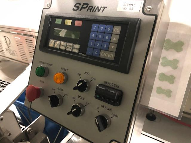 Image AUTOMATED PACKAGING SPrint Auto Bagger Side Pouch 1399420