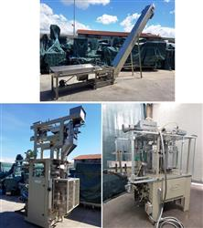 Image LONDON PACK/ICA CV3 / PV3 Vacuum Packaging Line for Bags 1399582