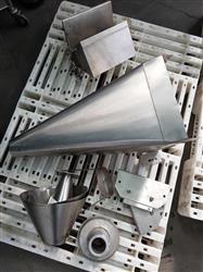 Image LONDON PACK/ICA CV3 / PV3 Vacuum Packaging Line for Bags 1399605