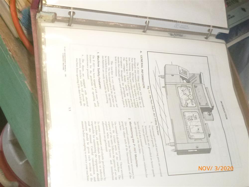 Image .5 Gallon ELOPAK Pure Pak Filler 1524883