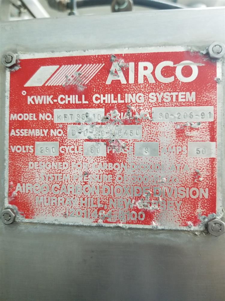 Image AIRCO Kwik-Chill Chilling System 1402627