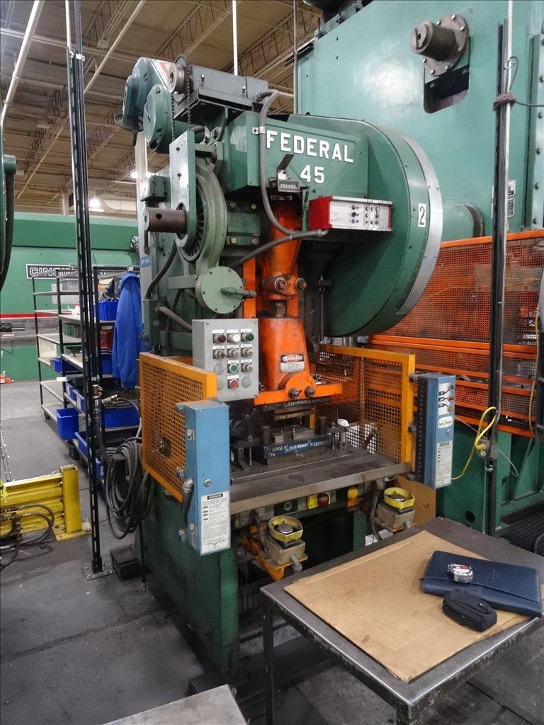 FEDERAL 45 OBI Press