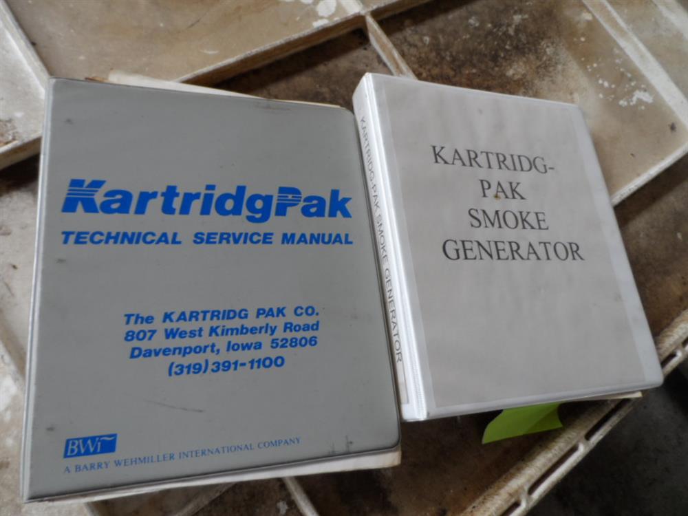 Image KATRIDGPAK SG 11 Smoke Generator 1406738