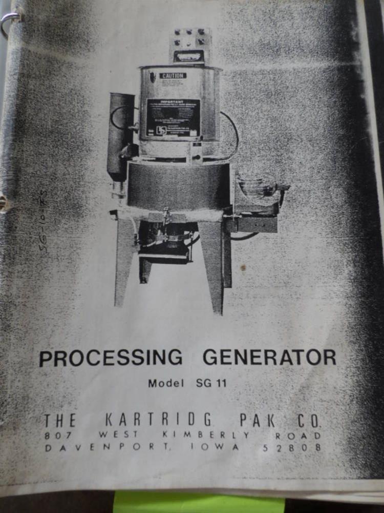 Image KATRIDGPAK SG 11 Smoke Generator 1406739