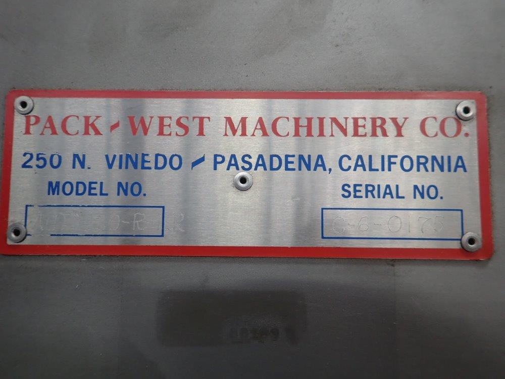 Image PACKWEST 120 Auto Capper 1407001