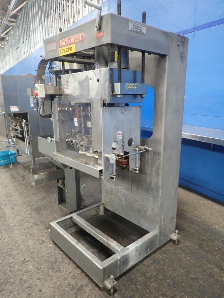 Image PACKWEST 120 Auto Capper 1406993