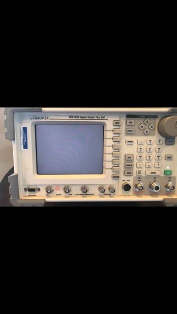 AEROFLEX IFR 3902 Advanced - 363338 For Sale Used