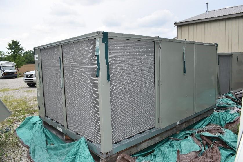 Image 15 Ton DX Cooling Rooftop Unit 1408500