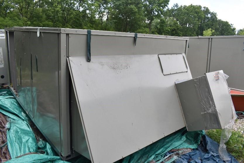 Image 15 Ton TRANE DX Cooling Rooftop Unit 1408502