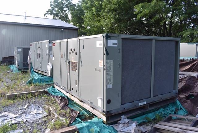 Image 17.5 Ton TRANE DX Cooling Rooftop Unit 1408506