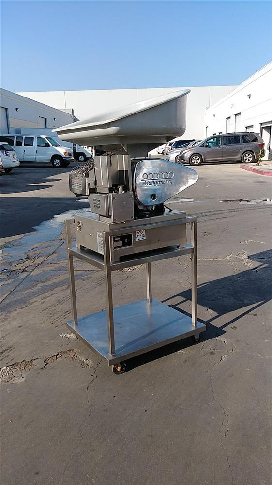 Image HOLLYMATIC SUPER 54 Patty Former 1529933