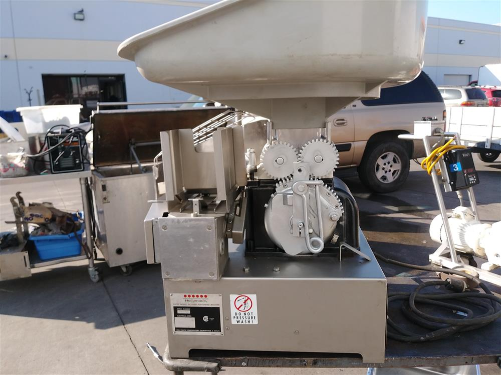 Image HOLLYMATIC SUPER 54 Patty Former 1524084