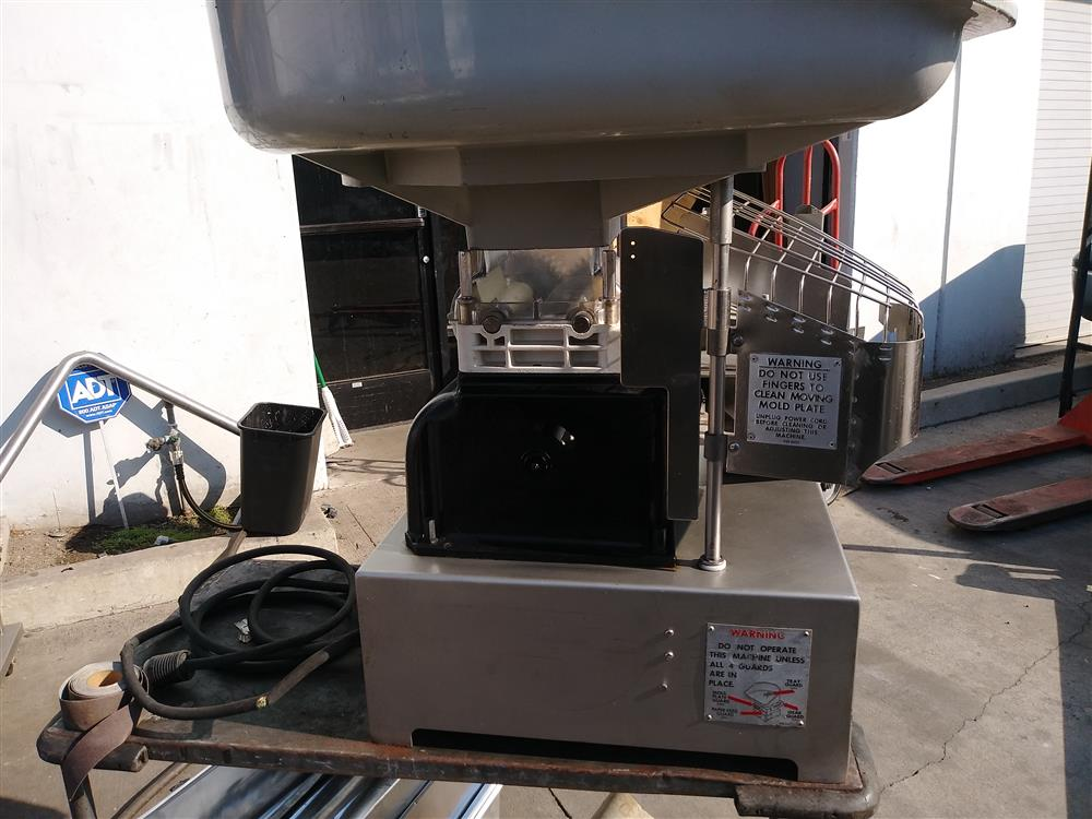 Image HOLLYMATIC SUPER 54 Patty Former 1524085