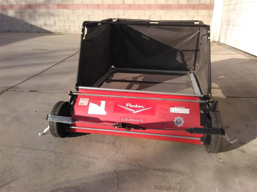 Image PARKER SUBURBANITE Commercial Lawn Sweeper 1408612
