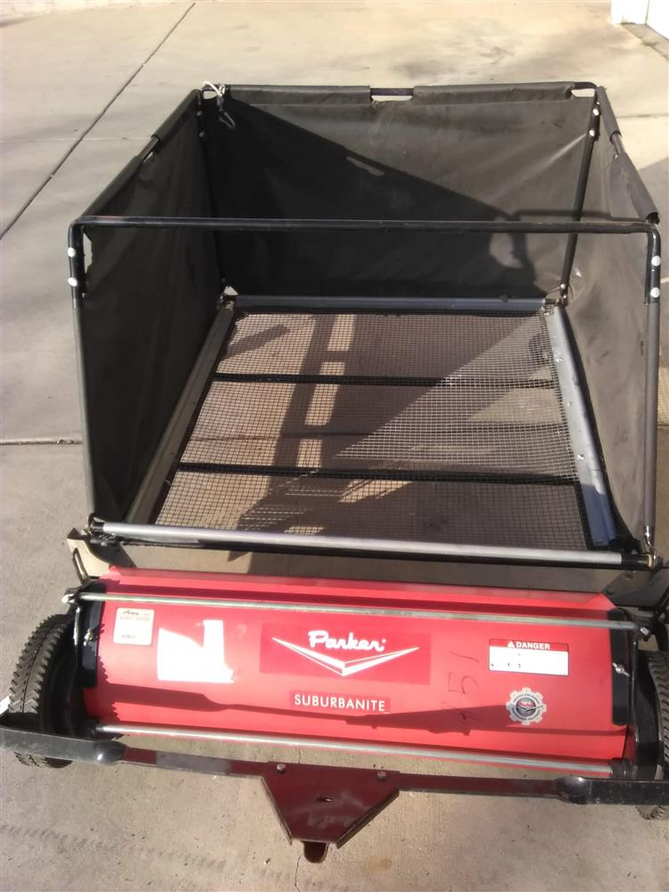 Image PARKER SUBURBANITE Commercial Lawn Sweeper 1408614