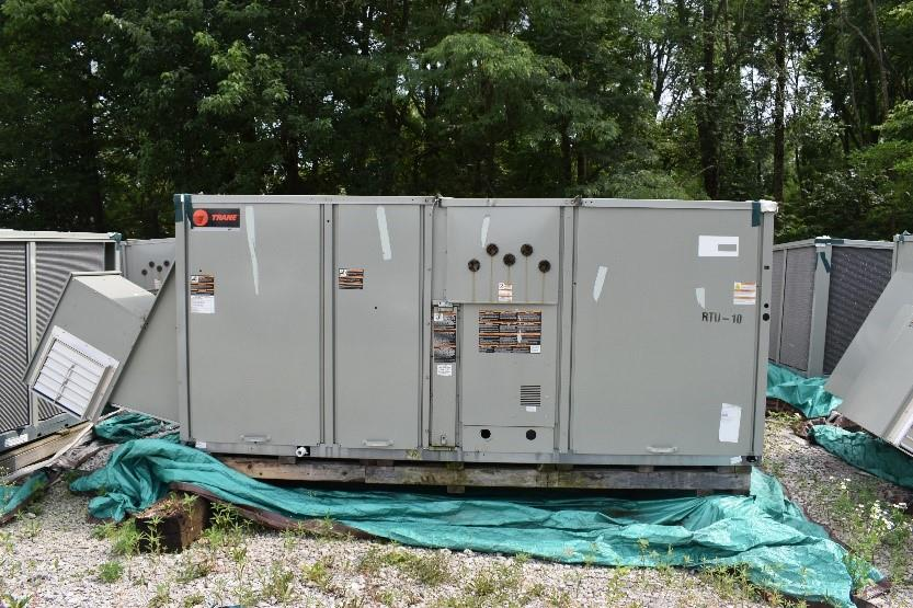 Image 17.5 Ton TRANE DX Cooling Rooftop Unit 1408626