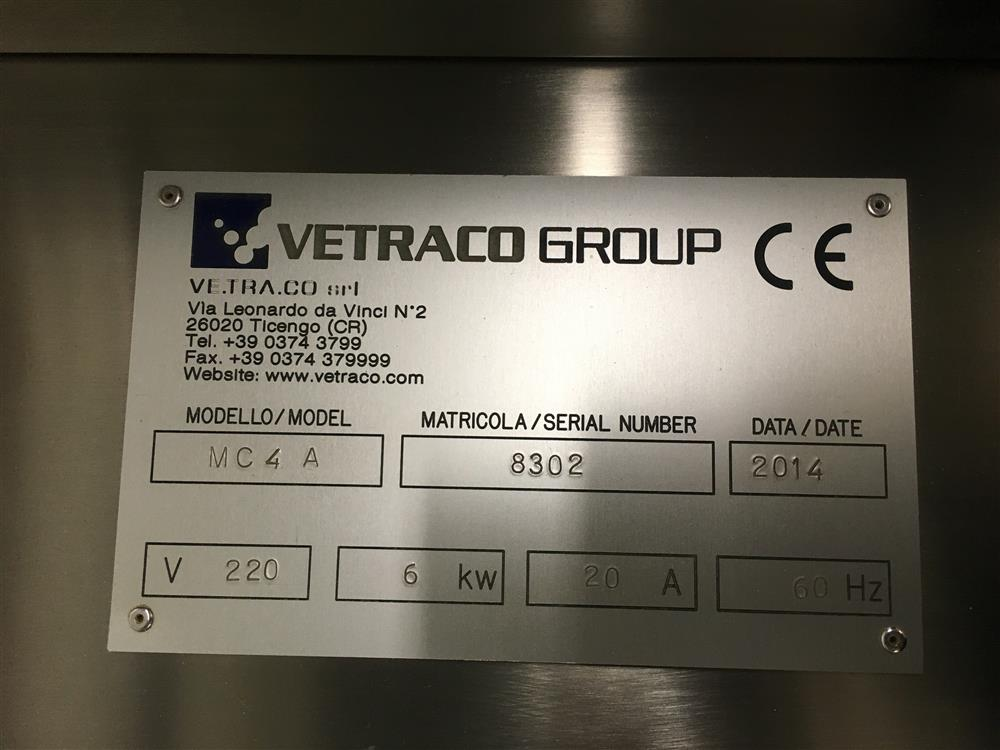 Image VETRACO MC4A Wet/Dry Continuous Mixer 1410521