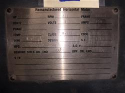 Image 300 HP WESTINGHOUSE Horizontal Motor 1410880