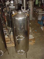 Used Tanks for Sale, Stainless Steel Tanks   Bid on Equipment
